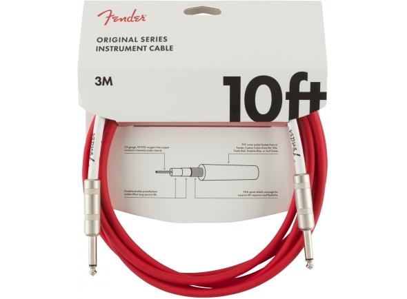 Cabo de instrumento/Cabo para Instrumento  Fender Original Cable FR Jack 3m