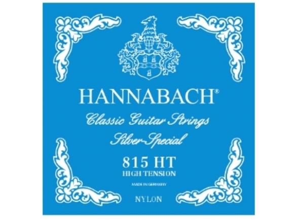 Cordas de Guitarra Clássica /Jogos de cordas para guitarra clássica  Hannabach 815HT Blue