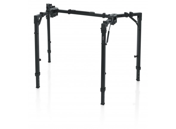 Suporte de teclado Gator Adjustable T-Stand Folding Workstation GFW-UTL-WS250