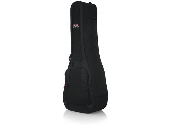 Estojos para Guitarra Eléctrica Gator GB-4G-ACOUELECT