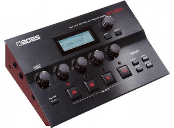 Pedaleiras para guitarra elétrica BOSS GT-001
