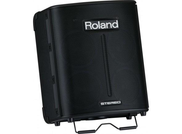 Amplificador de Teclado/Sistemas Portáteis com Bateria Roland BA-330 Sistema Digital PA Portátil Stereo