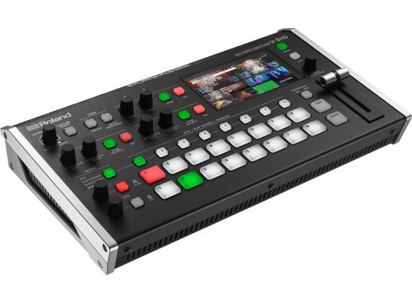 Mesa de Edição de Vídeo Roland V-8HD Video Switcher HD