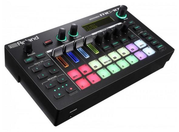 Sintetizadores e Samplers/Sequenciadores de ritmos Roland MC-101 GROOVEBOX