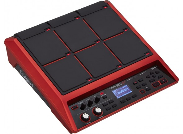 Pads de Sampling e Percussão Roland SPD-SX SE Special Edition Sampling Pad