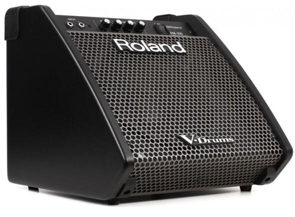 Monitores para bateria eletrónica/Monotorização para baterias Roland PM-100 Monitor Amplificado 80W