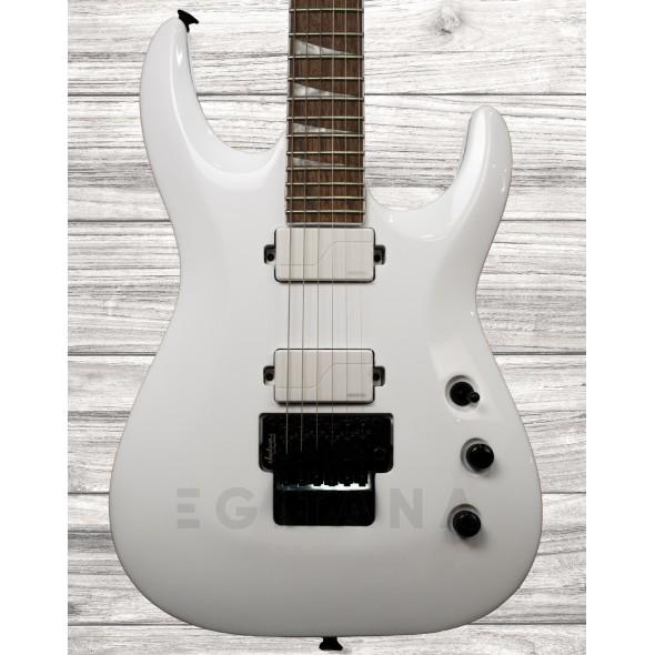 Guitarras formato ST Jackson X Series Dinky Arch Top Extreme DKA-R EX LRL Snow White