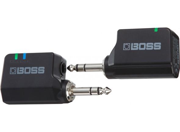 Sistema sem fios para guitarra/Sistemas sem fio para guitarra e baixo BOSS WL-20 Wireless System