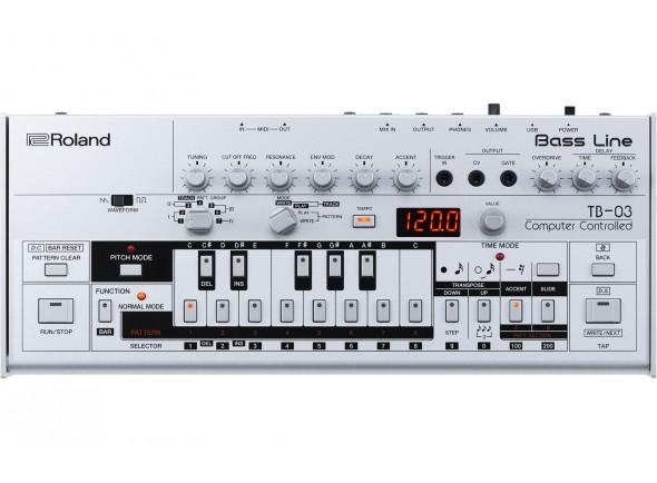 Sintetizadores Roland TB-03 BOUTIQUE Bass Line