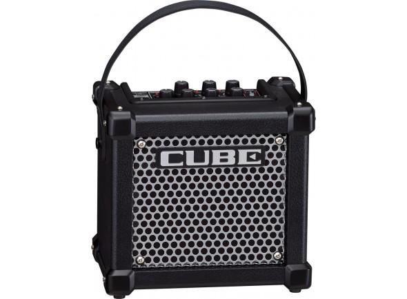 Combo de modelação para guitarra elétrica/Combos de modulação Roland MICRO CUBE GX Combo Guitarra Elétrica Portátil Preto