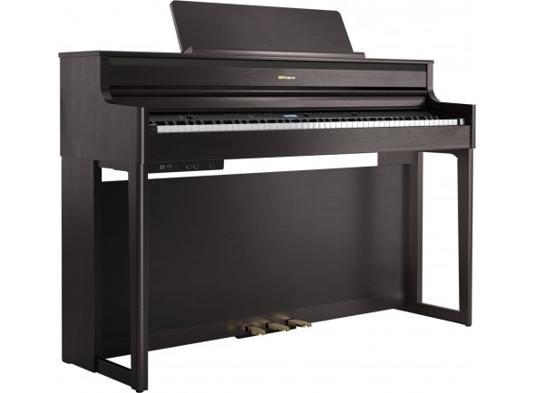 Piano Digital/Pianos Digitais de Móvel Roland HP704 DR Dark Rosewood