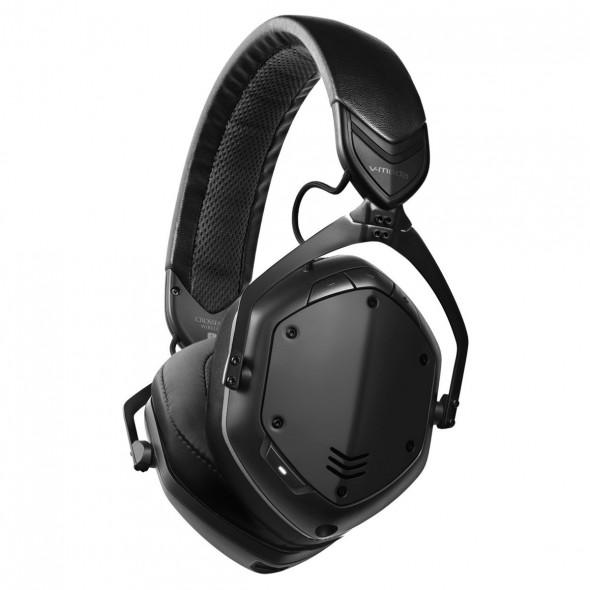 Auscultadores sem fio Wireless /Auscultadores sem fio V-MODA Crossfade 2 Wireless CODEX Edition Black Matte