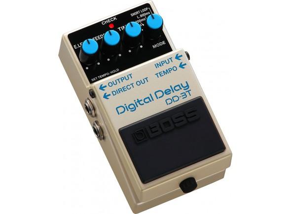 Pedal de Delay/Delays / Echos BOSS DD-3T Digital Delay