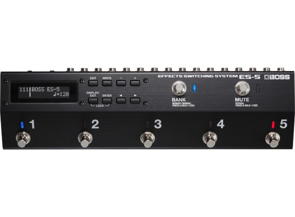 Comutador/Comutadores BOSS ES-5 Effects Switching System