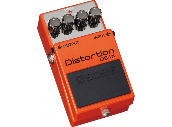 Pedal de distorção BOSS DS-1X Distortion