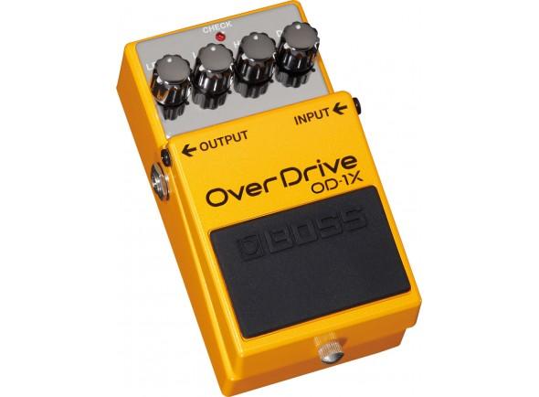 Pedal de distorção BOSS OD-1X OverDrive