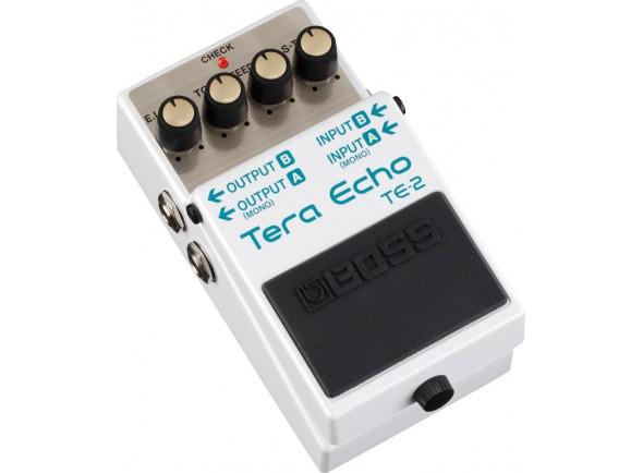 Pedal de Efeito Echo/Delays / Echos BOSS TE-2 Tera Echo