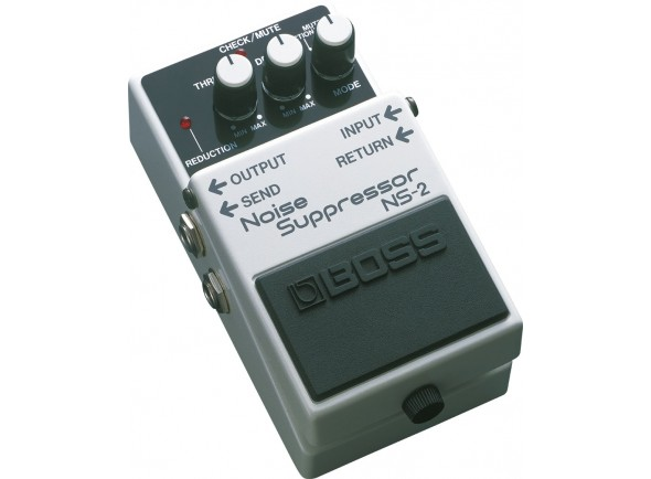 Pedal de Redução de Ruído/Outros efeitos para guitarra elétrica BOSS NS-2 Noise Suppressor