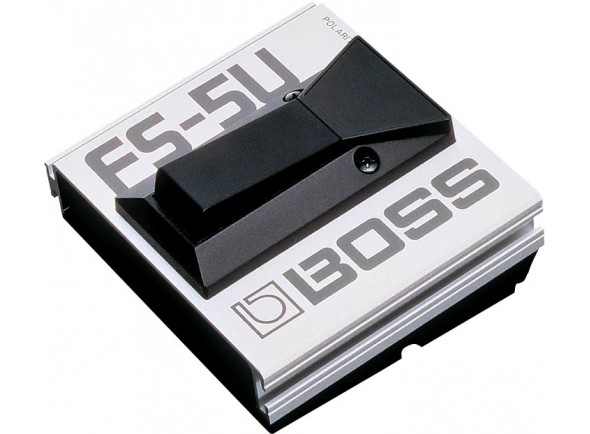 Comutadores BOSS FS-5U Pedal Footswitch