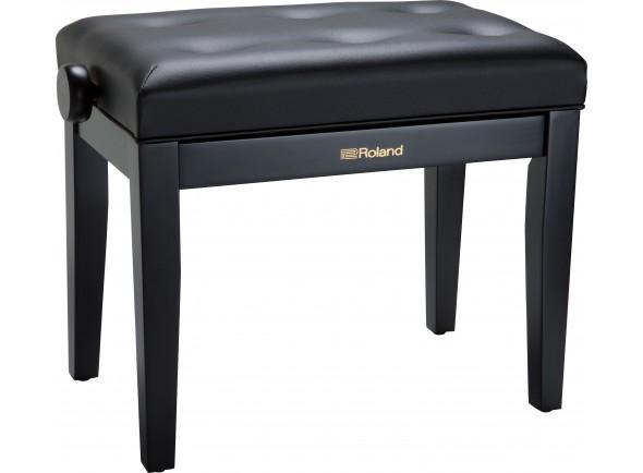 Bancos para piano Roland RPB-300BK Banco Piano Preto