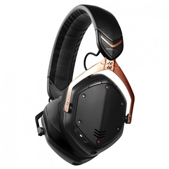 Auscultadores sem fio Wireless /Auscultadores sem fio V-MODA Crossfade 2 Wireless CODEX Edition Rose Gold