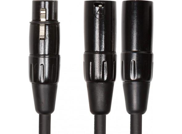 Cabos XLR / Microfone Roland RCC-YC-XF2XM XLR 15cm