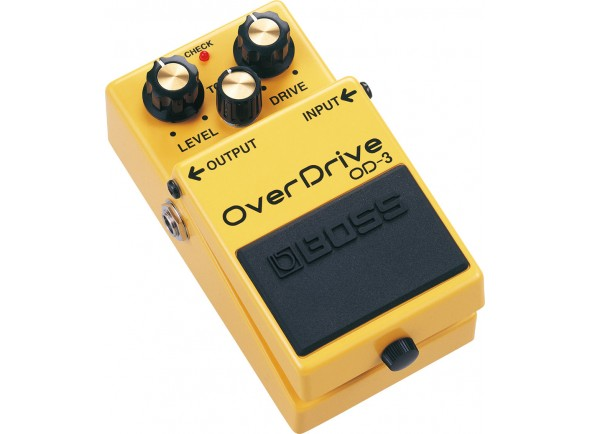 Pedal de distorção BOSS OD-3 TURBO OverDrive