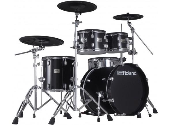 Bateria Eléctrica/Conjuntos de bateria eletrónica Roland VAD506 V-Drums Acoustic Design E-Drum Kit