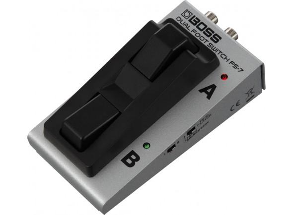 Comutador/Comutadores BOSS FS-7 Pedal Dual Footswitch