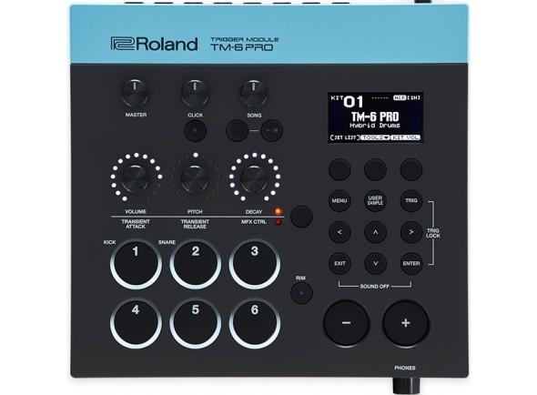 Triggers Roland TM-6 PRO Modulo Trigger
