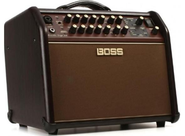 Amplificadores de Guitarra Acústica BOSS ACS Acoustic Singer Live