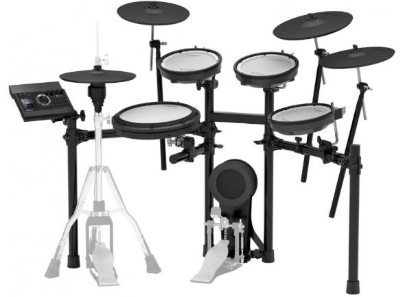 Bateria Eléctrica/Conjuntos de bateria eletrónica Roland TD-17KVX E-Drum Mesh Head Kit