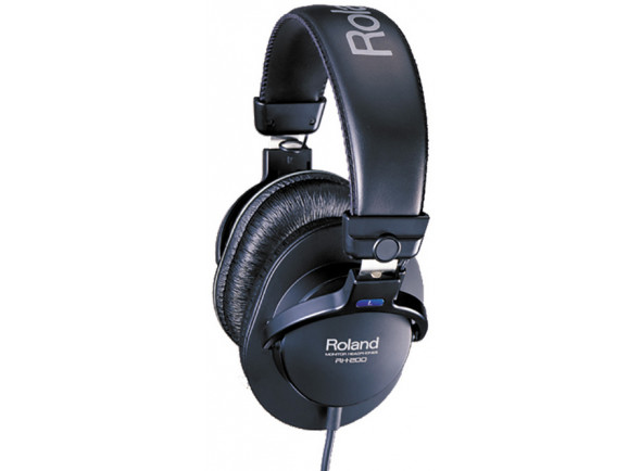 Auscultadores/Auscultadores de estúdio Roland RH-200 Auscultadores de Estúdio Premium