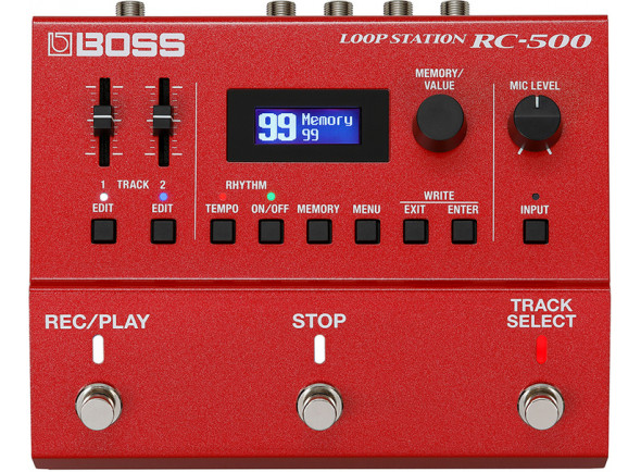 Looper/Looper BOSS RC-500 Loop Station