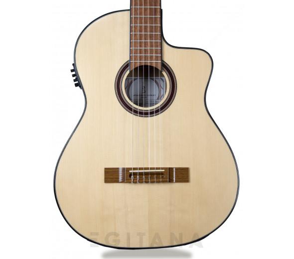 Guitarras clássicas eletrificadas APC 5S CW