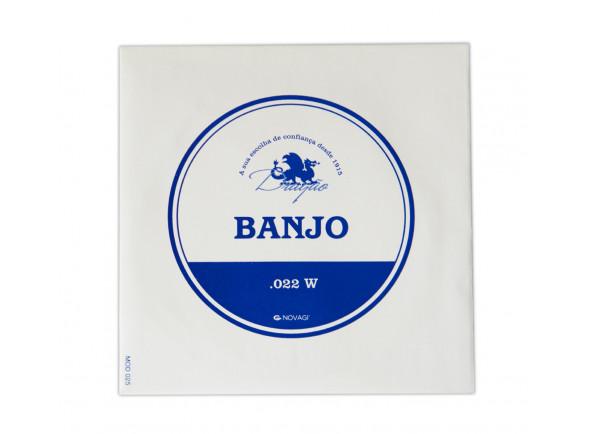Cordas para banjo Dragão  032 Banjo 1 Corda Ré