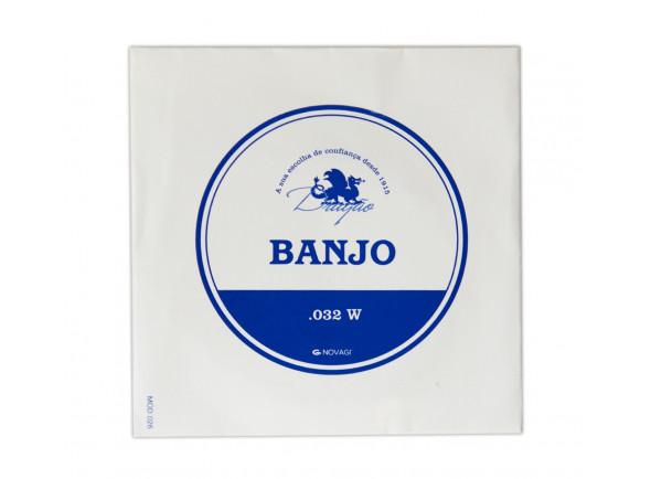 Cordas para banjo Dragão  032 Banjo 1 Corda Sol