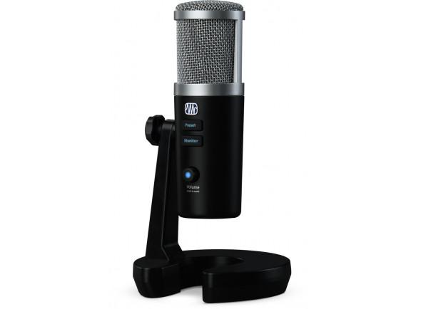Microfone USB-C com efeitos/Microfone USB Presonus  Revelator
