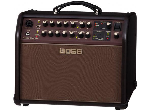 Amplificador para Guitarra Acústica/Amplificadores de Guitarra Acústica BOSS ACS LIVE Combo Acústica 60W