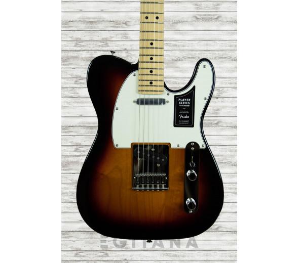 Guitarras formato T Fender Player Series Tele MN 3TS