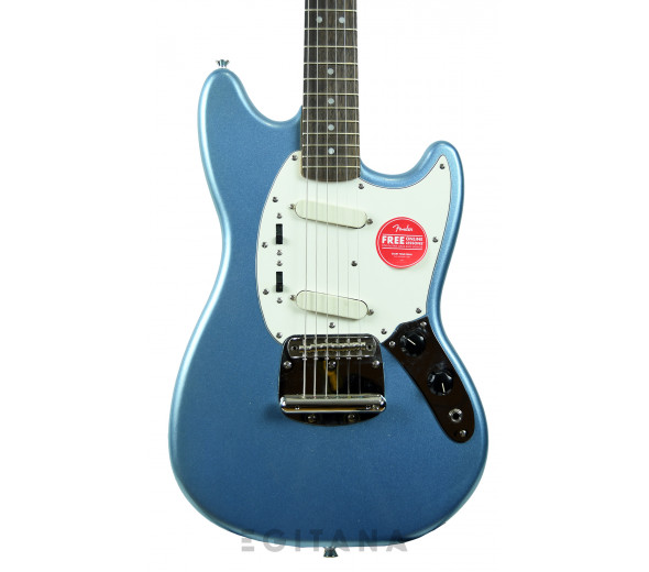 Outros formatos Fender  Squier Limited Edition Classic Vibe 60s Mustang Lake Placid Blue