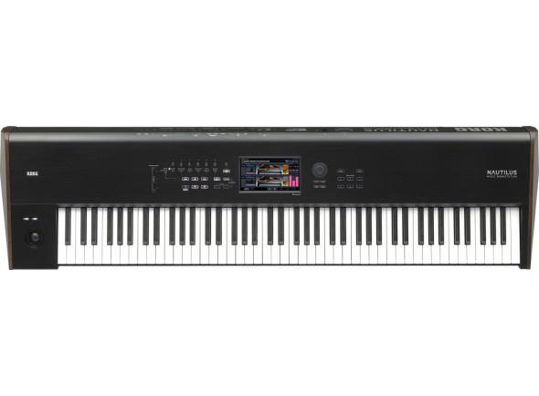Sintetizador/Workstations Korg Nautilus 88
