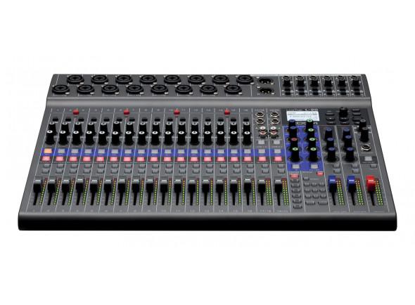 Interface Áudio USB Zoom LiveTrak L-20