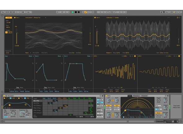 Updates e Upgrades Ableton Live 10 Standard UPG Intro