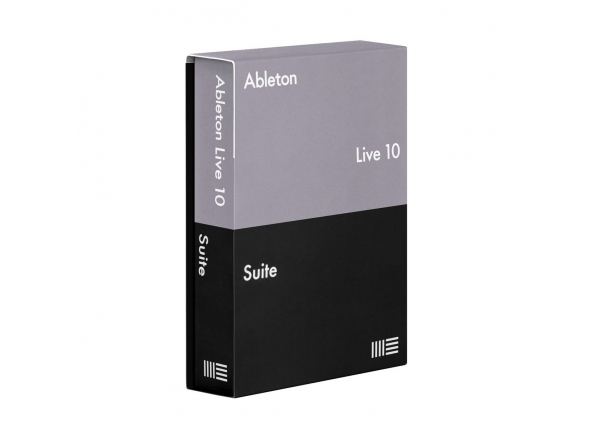 Hardware e Software para computadores Ableton Live 10 Suite