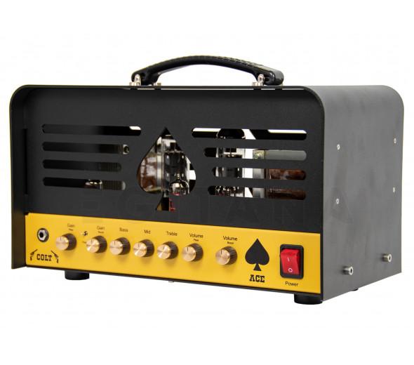 Cabeça de Guitarra/Cabeças de guitarra a válvulas ACE Colt