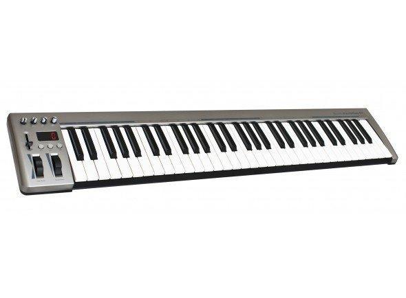 Teclados MIDI Controladores/Teclados MIDI Controladores Acorn Masterkey 61