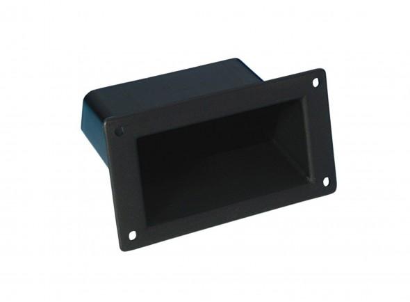 Peças para racks e cases Adam Hall 3401 Insert Handle plastic blk