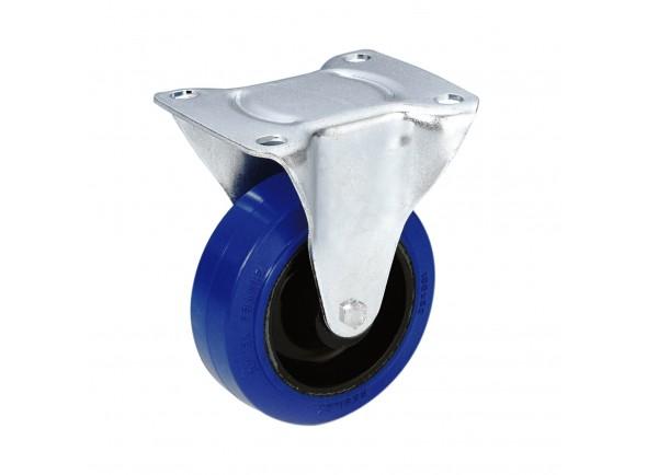 Peças para racks e cases Adam Hall 37023 Blue Wheel 100mm