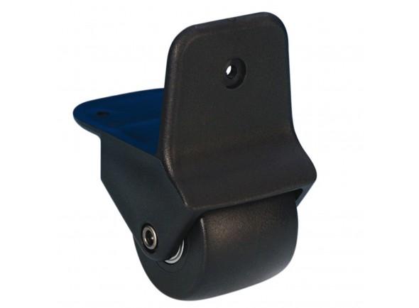 Peças para racks e cases Adam Hall 3780 Edge Castor 50 mm
